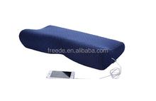 2015 HOT SALE China supplier music memory foam pillow,neck pillow