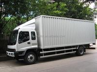 4x2 Brand New Commercial FTR Van Truck