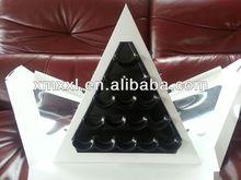 plastics macaron tray new design, 45 packing macaroons