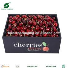 Cherries Fruit/Vegetable Strong Packing/Display Box