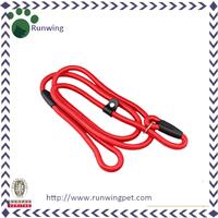 Strong Nylon Rope Dog Slip Lead Jogging Walking Leash