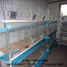 Henan factory directly supply wholesale rabbit hutches