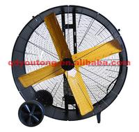 36 Inch High Capcity Barrel Industrial Drum Fan
