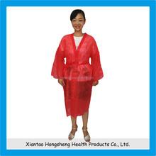Kimono dressing vestido crianças kimono robe rosa kimono