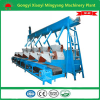 Best selling high output durable boiler heating wood waste briquette machine factory