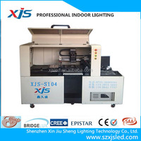 Automatic pick and place machine, led bulb assembly machine from PCB equipment manufacturer