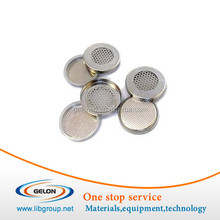 Coin Cells Meshed Cases for Lithium Air Battery Research 10pcs/pck, 2032 coin cell cases