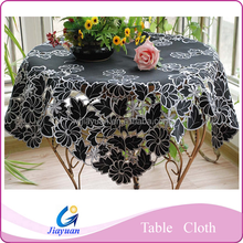 Country Style Small Embroidery Table Cloths for Thanksgiving