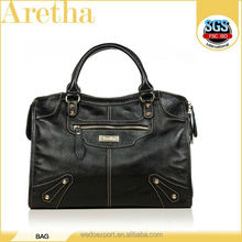 hot sell fashion design genuine italian leather bags french designer leather handbags