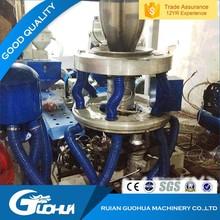 High End Bottom Price mini polyethylene plastic extruder machine film blowing machine price
