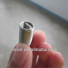 original color stainless steel m5 screw thread insert for cast iron with factory price