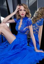 TB841 Hot Sale Custom Made bridesmaid saudi arabian Evening Dress