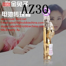 Real felling rotating sex toys adults usb charger rabbit vibrator