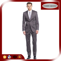China Supplier Low Price Formal Suit Gents Suit