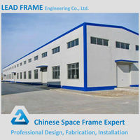 Low Cost Prefab Light Weight Steel Structure Building