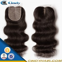 swill lace front invisible part virgin brazilian body wave cheap stock silk base closure