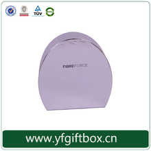 beautiful sliver card paper gift box alibaba trade assurance guarantee quality and delivery