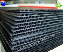 Wholesale for 3mm 4mm black corrugated cardboard sheets