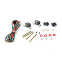 Robot Car Dedicated Encoder Pulse Counter Kit DIY Accessories