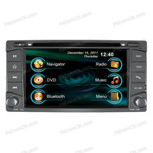 Touch screen car DVD palyer with car GPS navigation car radio for Subaru Forester/ Impreza