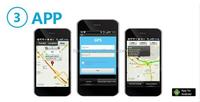 New gps tracker senior cell phone for kid/elder GS503