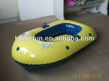 PVC kayaks /inflatable baby play boat / kid swimming floating pool