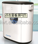 table Ceramic and active carbon water purifiers(Countertop) water filter household