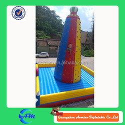 Best quality inflatable rocking climbing for sale