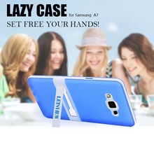LETSVIEW 2015 Hot!!Newest!Quality Customized Design TPU Transparent Crystal Clear rock phone case for Samsung/ S4