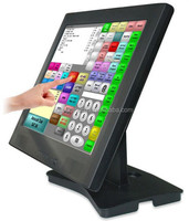 GT-CTP-23 wide touch screen kiosk Projective capacitive touch screen with usb/rs232 controller