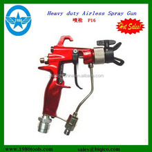 Powerful hvlp three nozzle power tool-electric paint spray gun manufacturers