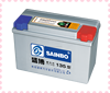 Hot Sale Wholesale Dry Charged Car Battery 63588-din135 12V