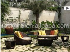 2015Hot sale white rattan garden sofa set modern hd designs outdoor furniture