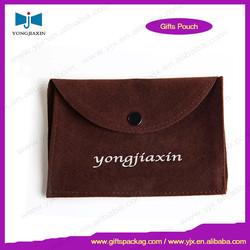 Brown velvet money wallet wholesales