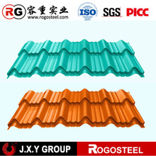 J.X.Y brand alibaba China roofing sheet