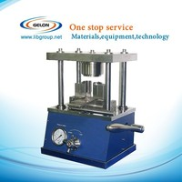 cylindrical battery 18650 cell sealing machine (Optional:32650, 26650, 18650, CR123, AA, AAA etc) - GN-510M series