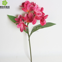 wholesale plumeria plants real touch plumeria flowers