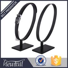 Hot selling metal polish belt display for retail