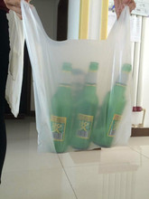 PE transparent plastic bag