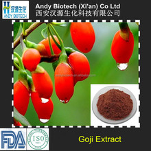 10 Years Gold Supplier Low Price Polysaccharide 20% Goji Berry Extract