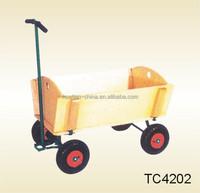 Child Wooden wagon