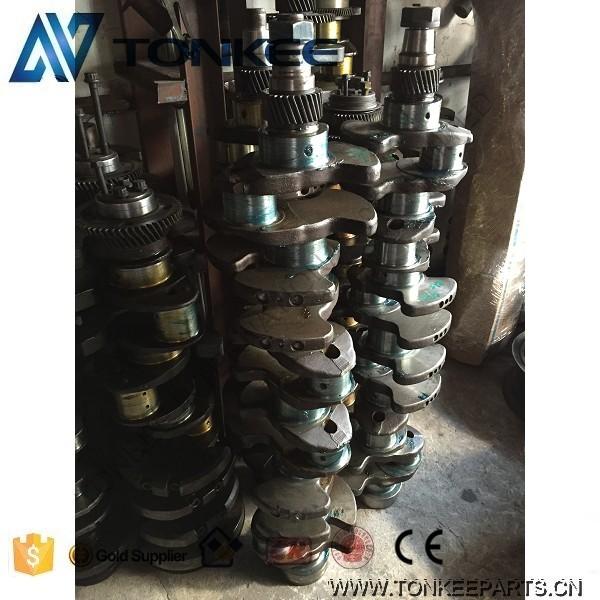 original used PE6 engine crankshaft PE6 standard crankshaft PE6 STD crankshaft (3).jpg