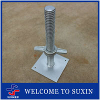 Hot Dipped Galvanized Steel Pipe Base Plate