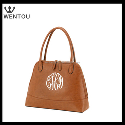 Wholesale leather personalized bag