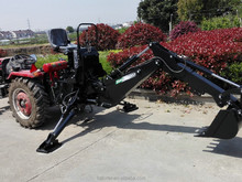towable 3 point BH/LW tracor backhoe