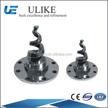 Metal Flange Connection Stainless Steel Cone Spiral Nozzles