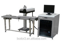Flying on line laser marking machine BML-CL/FL for sale with SGS FDA CE ISO ect