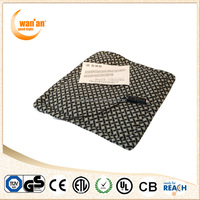 Portable Heated Blanket Car Use Outdoor Electric Blanket 12v