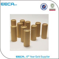 Custom paper tube/cardboard tube/brown kraft paper box made in China
