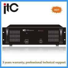 Professional 3u type audio powerful power amplifier